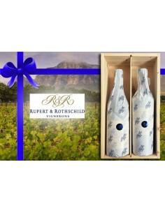 Cassetta Vignerons Degustazione 2 Vini - Rupert & Rotschild Vignerons