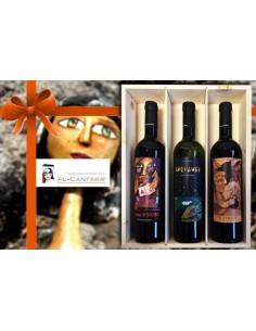 Vini - Cassetta Regalo 'Degustazione Al-Cantara' (3x750 ml.) - Al-Cantara - Al-Cantara - 1