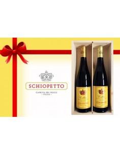 Vini Bianchi - Cassetta Crue di Capriva Degustazione 2 Bianchi - Schiopetto -  - 1