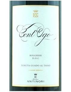 Vini Rossi - Bolgheri Merlot DOC 'Cont'Ugo' 2013 (750 ml.) - Antinori - Antinori - 2