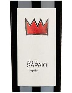 Red Wines - Bolgheri Rosso Superiore DOC 'Sapaio' 2015 (750 ml.) - Podere Sapaio - Podere Sapaio - 2