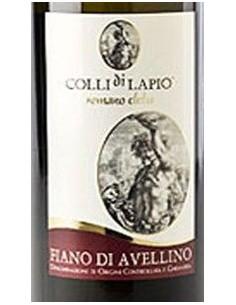 White Wines - Fiano di Avellino DOCG 2017 - Colli di Lapio - Colli di Lapio - 2
