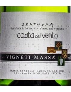 Vini Bianchi - Derthona 'Costa del Vento' 2015 (750 ml.) - Vigneti Massa - Vigneti Massa - 2