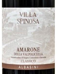 Amarone della Valpolicella Classico DOCG 'Albasini' 2010 - Villa Spinosa