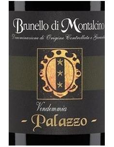 Vini Rossi - Brunello di Montalcino DOCG 2012 (750 ml.) - Palazzo - Palazzo - 2