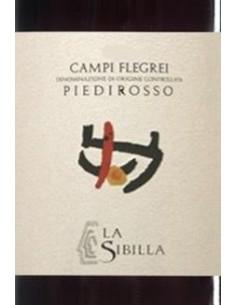 Vini Rossi - Campi Flegrei 'Piedirosso' DOC 2016 (750 ml.) - La Sibilla - La Sibilla - 2