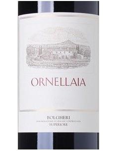 Vini Rossi - Bolgheri Superiore DOC 'Ornellaia' 2008 - Ornellaia - Ornellaia - 2