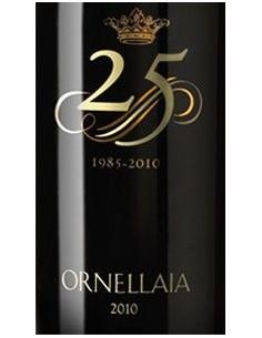 Vini Rossi - Bolgheri Superiore DOC 'Ornellaia' 2010 - Ornellaia - Ornellaia - 2
