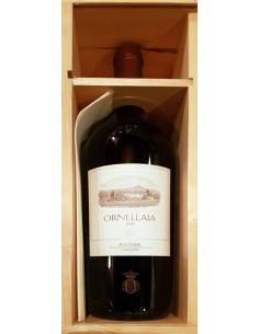 Vini Rossi - Bolgheri Superiore DOC 'Ornellaia' 2011 Magnum (cassetta in legno) - Ornellaia - Ornellaia - 1