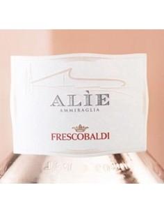 Toscana Rose' IGT 'Alie Ammiraglia' 2017 - Marchesi Frescobaldi