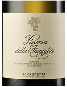 Vini Bianchi - Piemonte DOC Chardonnay 'Riserva della Famiglia' 2010 - Coppo - Coppo - 2