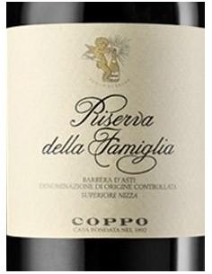 Red Wines - Barbera d'Asti Superiore Nizza DOCG 'Riserva della Famiglia' 2007 (750 ml.) - Coppo - Coppo - 2