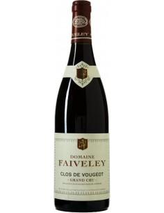 Vini Rossi - Clos De Vougeot Grand Cru 2007 (750 ml.) - Domaine Faiveley - Faiveley - 1