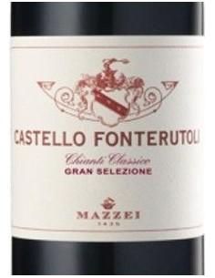 Vini Rossi - Chianti Classico Gran Selezione DOCG 'Castello Fonterutoli' 2015 (750 ml.) - Mazzei - Mazzei - 2