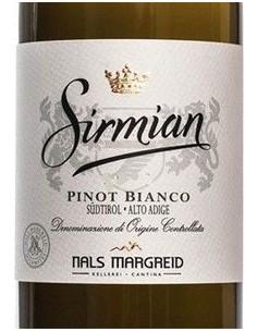 Alto Adige Pinot Bianco DOC 'Sirmian' 2016 - Nals Margreid