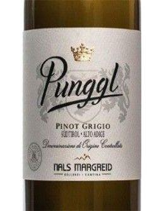 White Wines - Alto Adige Pinot Grigio DOC 'Punggl' 2016 (750 ml.) - Nals Margreid - Nals Margreid - 2