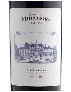 Vini Rossi - Barbera d'Alba Superiore DOC 2014 (750 ml.) - Casa E. di Mirafiore - Mirafiore - 2