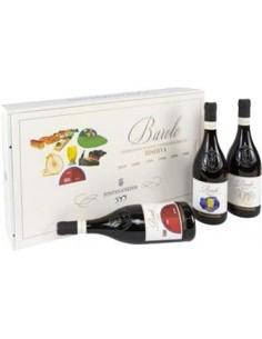 Red Wines - Barolo 'Collection 160 Years' Vintages Limited Edition (6x750 ml.) - Fontanafredda - Fontanafredda - 1