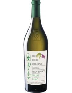 Vini Bianchi - Pinot Bianco 'Collezione Tullio Zamo' Edizione Limitata 2011 - 2012 - 2013 (3x750ml.) - Le Vigne di Zamo' - Le Vi