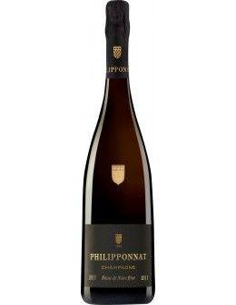 Champagne Blanc de Noirs - Champagne Extra Brut 'Blanc de Noirs' Millesimato 2011 (750 ml. astuccio) - Philipponnat - Philipponn