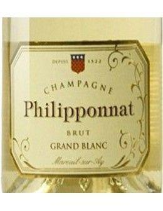 Champagne AOC Extra Brut 'Grand Blanc' Millesimato 2008 - Philipponnat