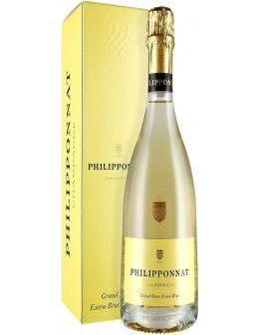 Champagne AOC Extra Brut 'Grand Blanc' Millésimé 2008 - Philipponnat