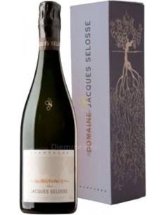 Champagne Blanc de Blancs - Champagne Grand Cru Extra Brut Blanc de Blancs 'Substance' - Jacques Selosse - Jacques Selosse - 1