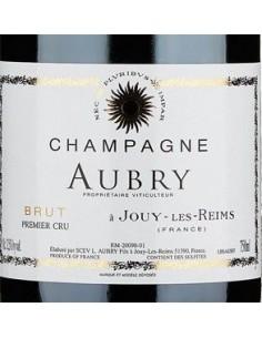 Champagne Premier Cru Brut - Aubry