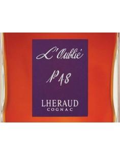 Cognac L'Oublie No. 48 (700 ml.) - Lheraud