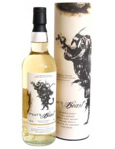 Single Malt Scotch Whisky (700 ml.) - Peat's Beast