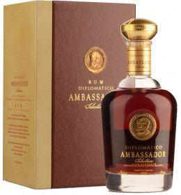 Ron Ambassador Selection deluxe (700 ml.) - Diplomatico