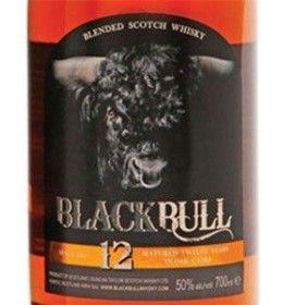 Blended Scotch Whisky 'Black Bull' 12 Y.O. (700 ml.) - Duncan Taylor