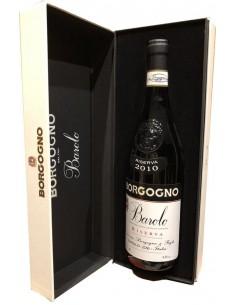 Vini Rossi - Barolo DOCG 'Riserva' 2010 (750 ml. cofanetto Deluxe) - Borgogno - Borgogno - 2