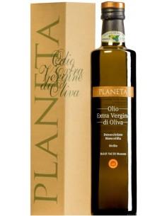 Olio Extra Vergine di Oliva Denocciolato DOP 'Biancolilla' (500 ml.) 2018 - Planeta