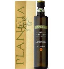 Extra Virgin Olive Oil DOP 'Val di Mazara' (500 ml.) 2018 - Planeta