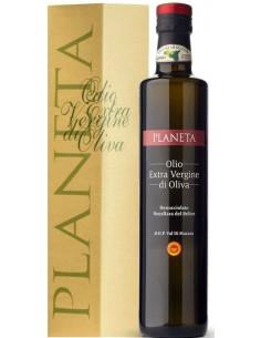 Olio Extra Vergine di Oliva Denocciolato DOP 'Nocellara' (500 ml. astuccio) - Planeta