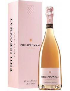 Champagne Blanc de Noirs - Champagne Brut 'Royale Reserve Rose' (Magnum boxed) - Philipponnat - Philipponnat - 1