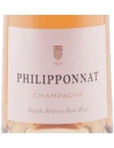 Champagne Blanc de Noirs - Champagne Brut 'Royale Reserve Rose' (Magnum astuccio) - Philipponnat - Philipponnat - 3