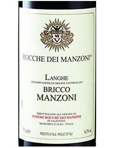 Langhe Rosso DOC Bricco Manzoni 2011 - Rocche dei Manzoni