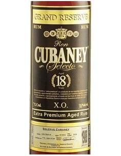 Rum - Ron 'Selecto' Gran Reserva X.O. 18 Years (700 ml.) - Cubaney - Cubaney - 3