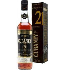 Ron 'Exquisito' Gran Reserva X.O. 21 Years (700 ml.) - Cubaney