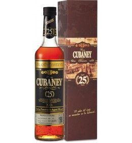 Ron 'Tesoro' Gran Reserva X.O. 25 Years (700 ml.) - Cubaney