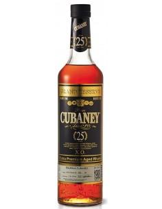 Rum - Ron 'Tesoro' Gran Reserva X.O. 25 Years (700 ml.) - Cubaney - Cubaney - 2