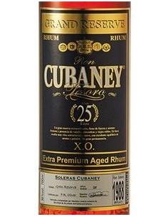 Rum - Ron 'Tesoro' Gran Reserva X.O. 25 Years (700 ml.) - Cubaney - Cubaney - 3