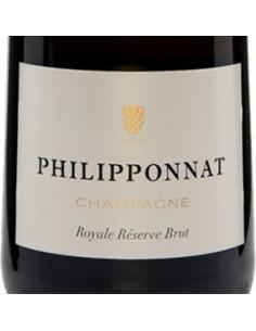 Champagne Blanc de Noirs - Champagne Brut 'Royale Reserve' (Magnum astuccio) - Philipponnat - Philipponnat - 3