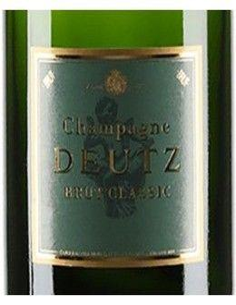 Champagne Blanc de Noirs - Champagne Brut Classic (750 ml. astuccio) - Deutz - Deutz - 3