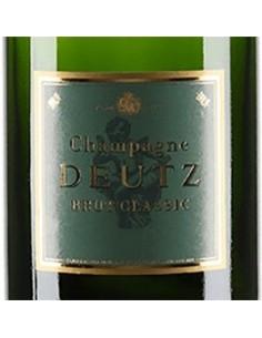 Champagne Blanc de Noirs - Champagne Brut Classic (750 ml. boxed) - Deutz - Deutz - 3