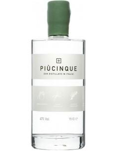 Gin Italiano 'Più Cinque' (700 ml.) - Three Spirits