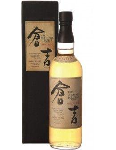 Whisky Pure Malt - Pure Malt Whisky The Kurayoshi (700 ml. astuccio) - Matsui Whisky - Matsui Whisky - 1