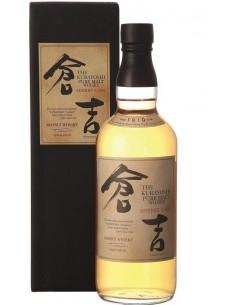 Whiskey Pure Malt - Pure Malt Whisky The Kurayoshi (700 ml. boxed) - Matsui Whisky - Matsui Whisky - 1